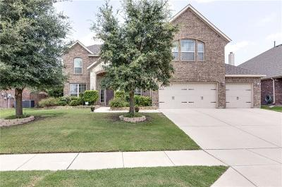 Fort Worth Single Family Home For Sale: 11916 Cisco Court