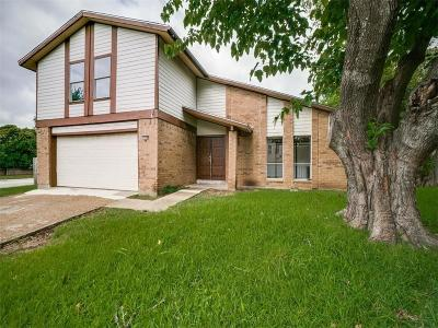 Single Family Home For Sale: 15756 Terrace Lawn Circle