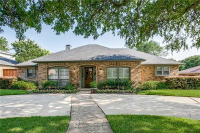 Dallas County Single Family Home Active Option Contract: 2411 Lawnmeadow Drive