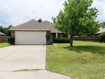 Whitewright Single Family Home For Sale: 205 Sunset Lane