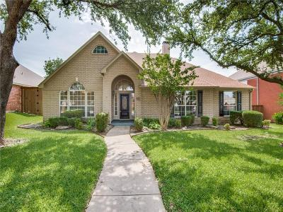Carrollton Single Family Home For Sale: 2106 Menton Place