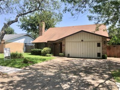 Bedford Single Family Home For Sale: 3024 Meandering Way