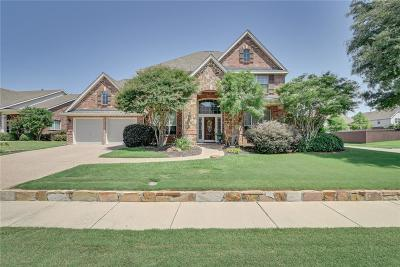 Grand Prairie Single Family Home For Sale: 2424 Waterside Drive