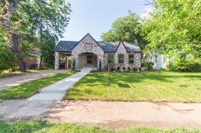 Dallas County Single Family Home For Sale: 1134 Cascade Avenue