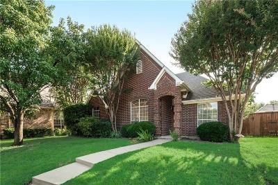 Frisco Single Family Home For Sale: 8555 Clearcreek Circle