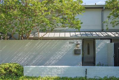 Fort Worth Condo For Sale: 3704 W 6th Street