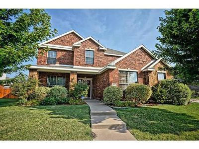 Forney Single Family Home For Sale: 117 Fox Hollow Boulevard