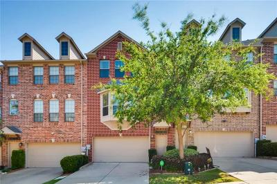 Lewisville Townhouse For Sale: 2568 Jacobson Drive