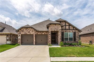 Denton County Single Family Home For Sale: 1712 Outpost Creek Lane