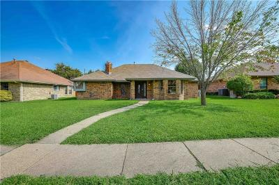 Mesquite Single Family Home For Sale: 412 Conger Drive