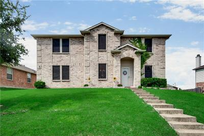 Mesquite Single Family Home For Sale: 1400 Nimitz Way