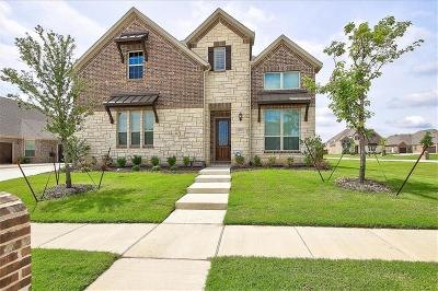 North Richland Hills Single Family Home For Sale: 8100 Cedarwood Ct