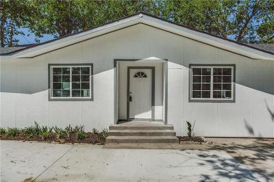Seagoville Single Family Home For Sale: 314 Lakey Road