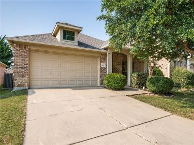 Little Elm Single Family Home For Sale: 2829 Evening Mist Drive