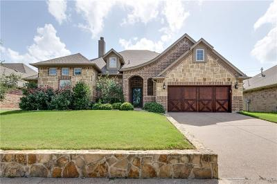 Weatherford Single Family Home For Sale: 1013 Thistle Hill Trail