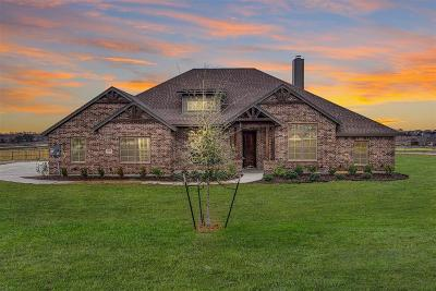 Denton County Single Family Home For Sale: 7014 New Castle Lane