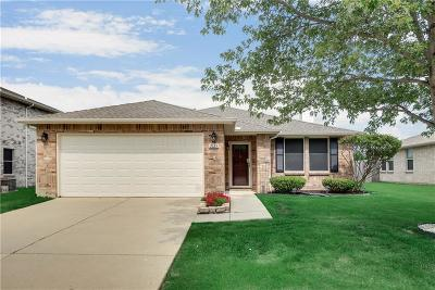 Little Elm Single Family Home For Sale: 2625 Windy Point Court