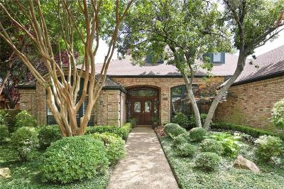 Single Family Home For Sale: 6323 Riverview Lane