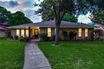 Dallas County Single Family Home Active Option Contract: 1803 Centenary Drive