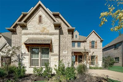 Tarrant County Single Family Home For Sale: 1105 Prairie Ridge Lane
