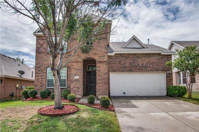 Denton Single Family Home For Sale: 5917 Greenmeadow Drive