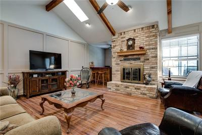 Keller Single Family Home For Sale: 2101 Meadowview Drive