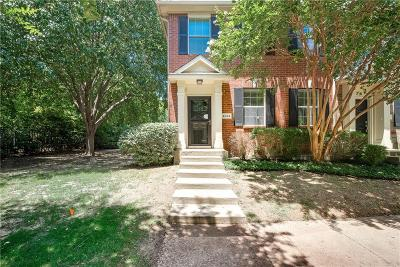 Richardson Townhouse For Sale: 4054 Kyndra Circle