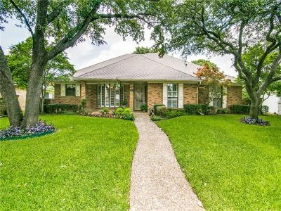 Single Family Home Active Option Contract: 6507 Wrenwood Drive