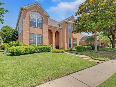 Frisco Single Family Home For Sale: 9512 Preston Vineyard Drive