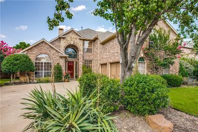 Keller Single Family Home For Sale: 2217 Lakeway Drive