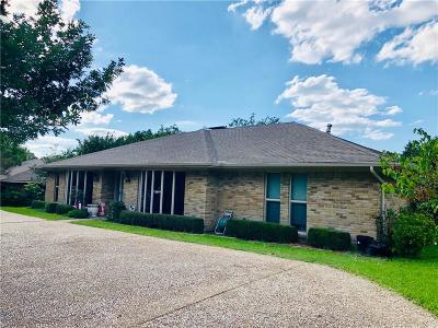 Single Family Home For Sale: 7607 Meadow Road