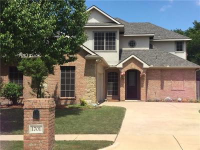 Keller Residential Lease For Lease: 1701 Chatham Lane