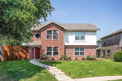Lewisville Single Family Home For Sale: 2148 Glenhaven Drive