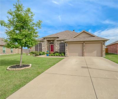 Forney Single Family Home For Sale: 622 Tumbleweed Drive