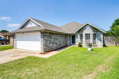 Fort Worth Single Family Home Active Option Contract: 9105 Cranwell Court