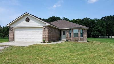 Springtown Single Family Home For Sale: 100 Kersh Lane