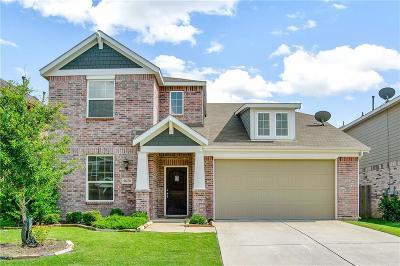Little Elm Single Family Home For Sale: 1620 Zebra Finch Drive