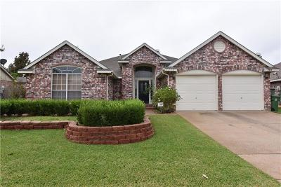North Richland Hills Residential Lease For Lease: 7933 Whispering Woods Lane