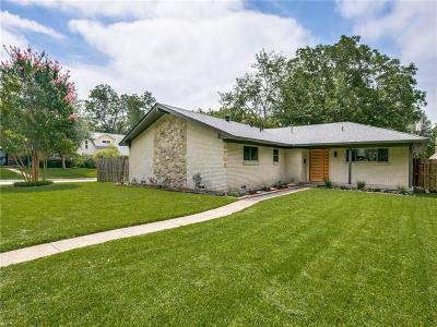 Dallas County Single Family Home For Sale: 9703 Robin Hill Circle