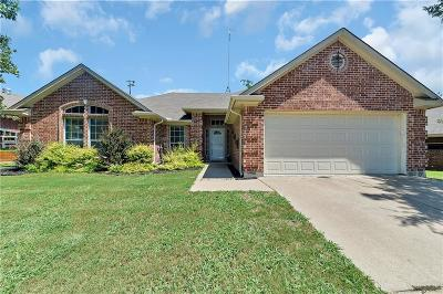 Azle Single Family Home For Sale: 120 Parkwood Court