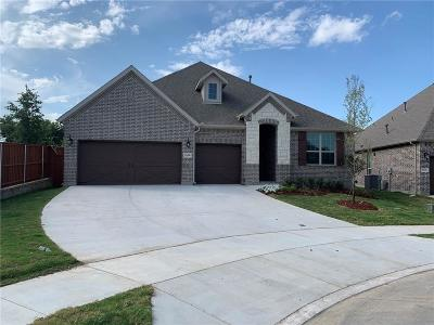 Aledo Single Family Home For Sale: 15248 Holly Bay Court