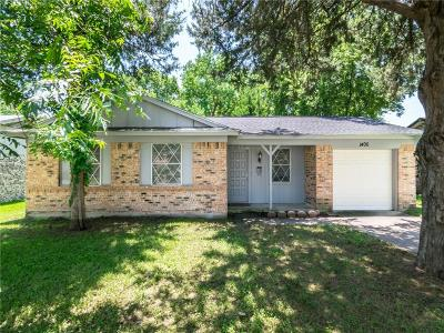 Garland Single Family Home For Sale: 1406 Greencove Drive