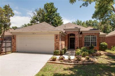 Flower Mound Single Family Home Active Option Contract: 2613 Creekhaven Drive