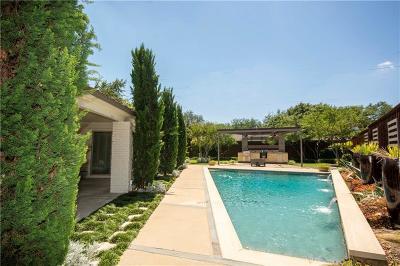 Dallas Single Family Home For Sale: 5615 Bent Trail