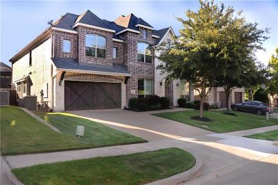 McKinney Single Family Home For Sale: 304 Turtle Creek Drive