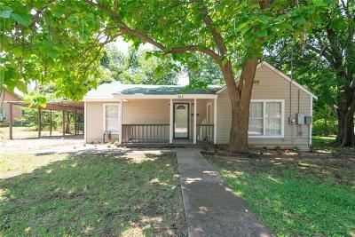 Farmersville Single Family Home For Sale: 409 Neathery Street