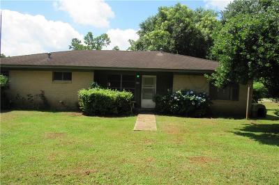 Mount Enterprise Single Family Home For Sale: 205 W Panola