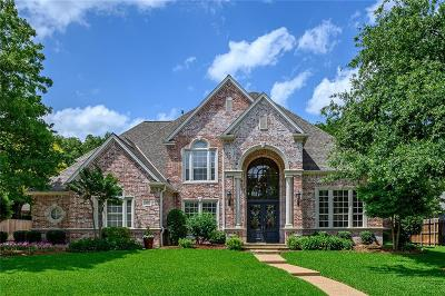 Southlake Single Family Home For Sale: 903 Carriage Way