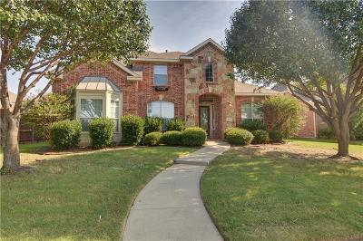 Allen Single Family Home For Sale: 1613 Country Brook Lane
