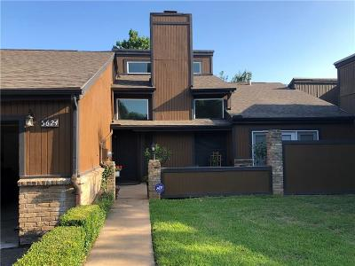 Fort Worth Townhouse For Sale: 5624 Oak View Drive
